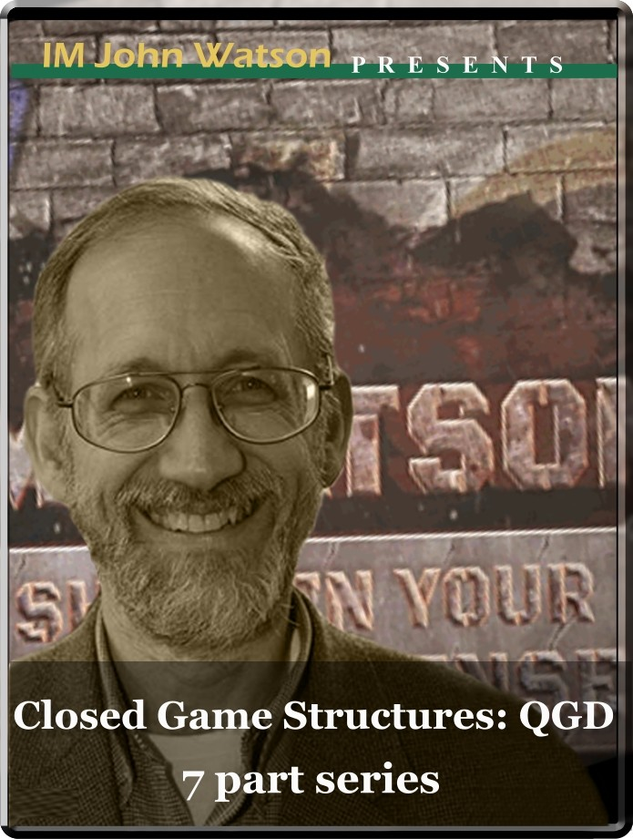 Closed Game Structure: QGD (7 part series)