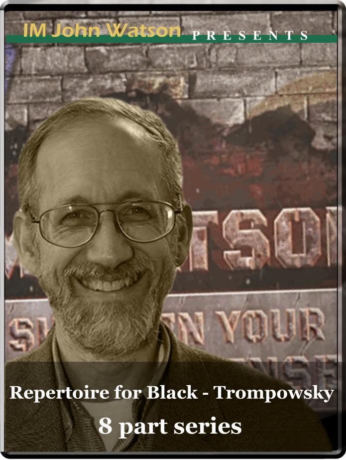 Repertoire for Black - Trompowsky Attack (8 part series)