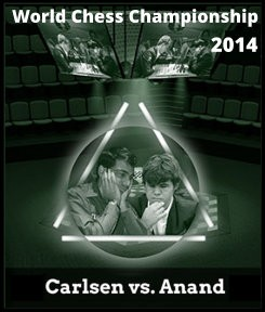 2014 World Chess Championship: Anand vs. Carlsen