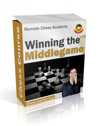Winning the Middlegame - A brand new course from GM Igor Smirnov