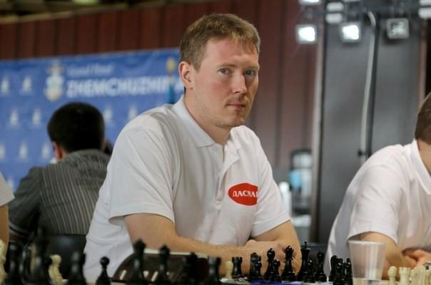 GM Sergey Zablotsky