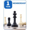 1 Year Membership - Only $4.66/month