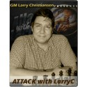 ATTACKING CHESS MEGA BUNDLE by GM LARRY CHRISTIANSEN