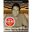 GM Larry Christiansen's Chess Tactics Handbook + 6 Months ICC Membership