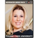 Polgar Chess University Advanced Bundle.
