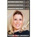 Polgar Chess University  ALL THREE LESSON BUNDLES