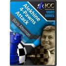 Alekhine 4-Pawns Attack (2 video series)