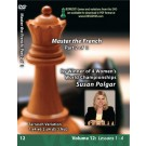 Susan Polgar - Mastering the French Part 2