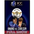 World Chess Championship:  Anand vs. Carlsen!