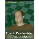 French: Pseudo-Steinitz (3 part series)
