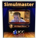 SimulMaster with GM Miguel Illescas