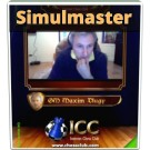 SimulMaster with GM Maxim Dlugy
