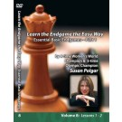 Winning Chess the Easy Way - Vol 8 (DVD) - Susan Polgar