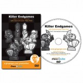 Killer Endgames  Part 2: Intermediate to Advanced - GM Nick Pert (DVD)
