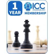 Exclusive 1 Year ICC Membership