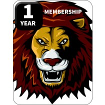1 Year ICC Membership (50 Memberships only)