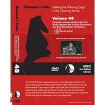 Roman's Lab Vol 48: System for White Against the Scillian Fianchetto and Non (over 1h)
