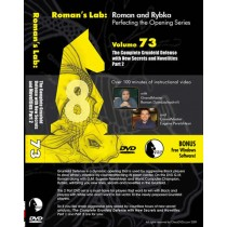 Roman's Lab Vol 73: Complete Grunfeld Def. with New Secrets and Novelities Part 2 (1h 40m)