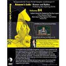 Roman's Lab Vol 84: Rybka's Quest for Replacing The Ruy Lopez (100mins)