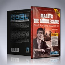 Master the Middlegame – GM Damian Lemos