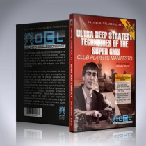 Ultra Deep Strategy – Techniques of the Super GMs – GM Damian Lemos