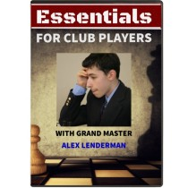 GM Alex Lenderman's Essential Chess Pack