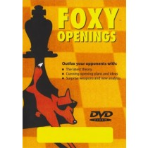 Foxy 114: 10 Easy Ways To Get better At Chess Vol 1 (Novice) - Martin (DVD)