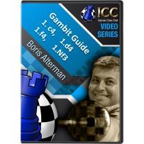 Gambit Guide Mega Pack:  c4, d4, f4, nf3 gambits!