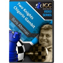 Two Knights Chigorin Gambit (4 video series)