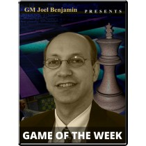 Game Of the Week: GM Nikita Vitiugov vs. GM Maxime Vachier-Lagrave