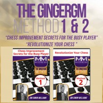 The GingerGM Method 1 and 2 – GM Simon Williams