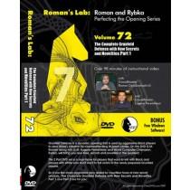 Roman's Lab Vol 72: Complete Grunfeld Def. with New Secrets and Novelities Part 1 (1h 30m)