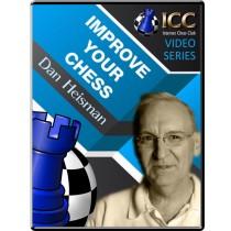 Improve Your Chess: Dan vs Computer 6 (2 Part series)