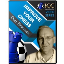 Improve Your Chess: Critical K&P Endgame Moves Played Instantly