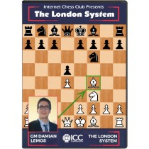The London System by GM Damian Lemos
