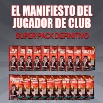 El Manifiesto del Jugador de Club – Super Pack Definitivo