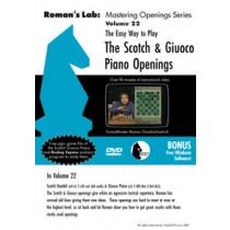 Roman's Lab Vol 22: The Scotch and Giuoco Piano (over 2h)