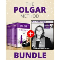 The Polgar method BUNDLE (The Susan and Judit Polgar bundles)