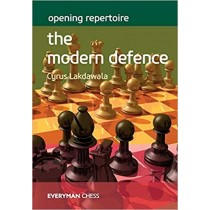 The Modern Defense, by IM Cyrus Lakdawala