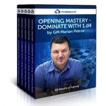 Opening Mastery – Dominate with 1.d4 – GM Petrov