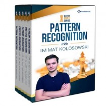 Pattern Recognition Mastermind with IM Mat Kolosowski