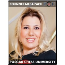 Polgar Chess University Beginner Bundle