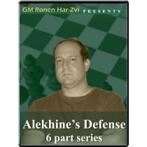 Alekhine's defense (6 part series)