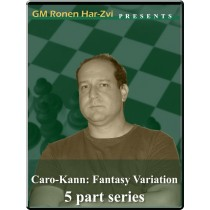 The Caveman Caro-Kann: Advance variation (7 part series)