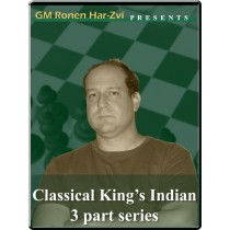 Classical King's Indian with 7 … exd4 (3 part series)
