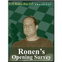 Ronen through Chess history:  Kasparov-Kramnik 2000 (4 part series)