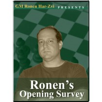 Ronen Greatest Hits :  Akiba Rubinstein (2 part series)