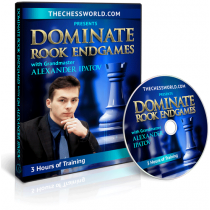 Dominate Rook Endgames with GM Alex Ipatov