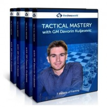 Tactical Mastery with GM Davorin Kuljasevic