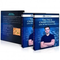 Tactics Crash Course with IM Mat Kolosowski